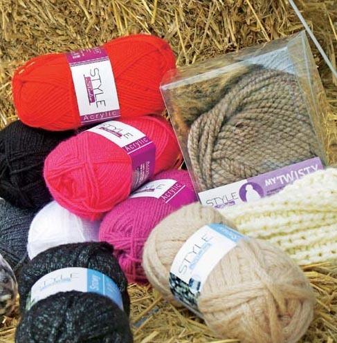 laine a tricoter leclerc