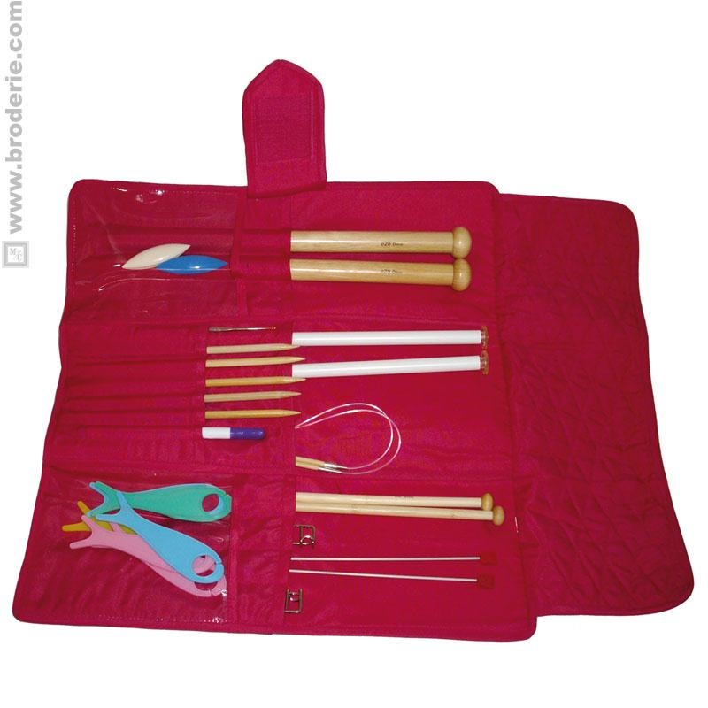 laine a tricoter maison du canevas et de la broderie