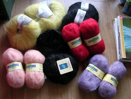 laine a tricoter miss helen