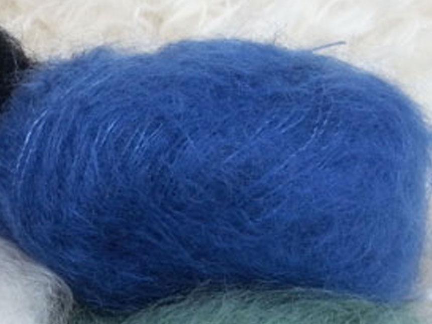 laine a tricoter mohair et soie