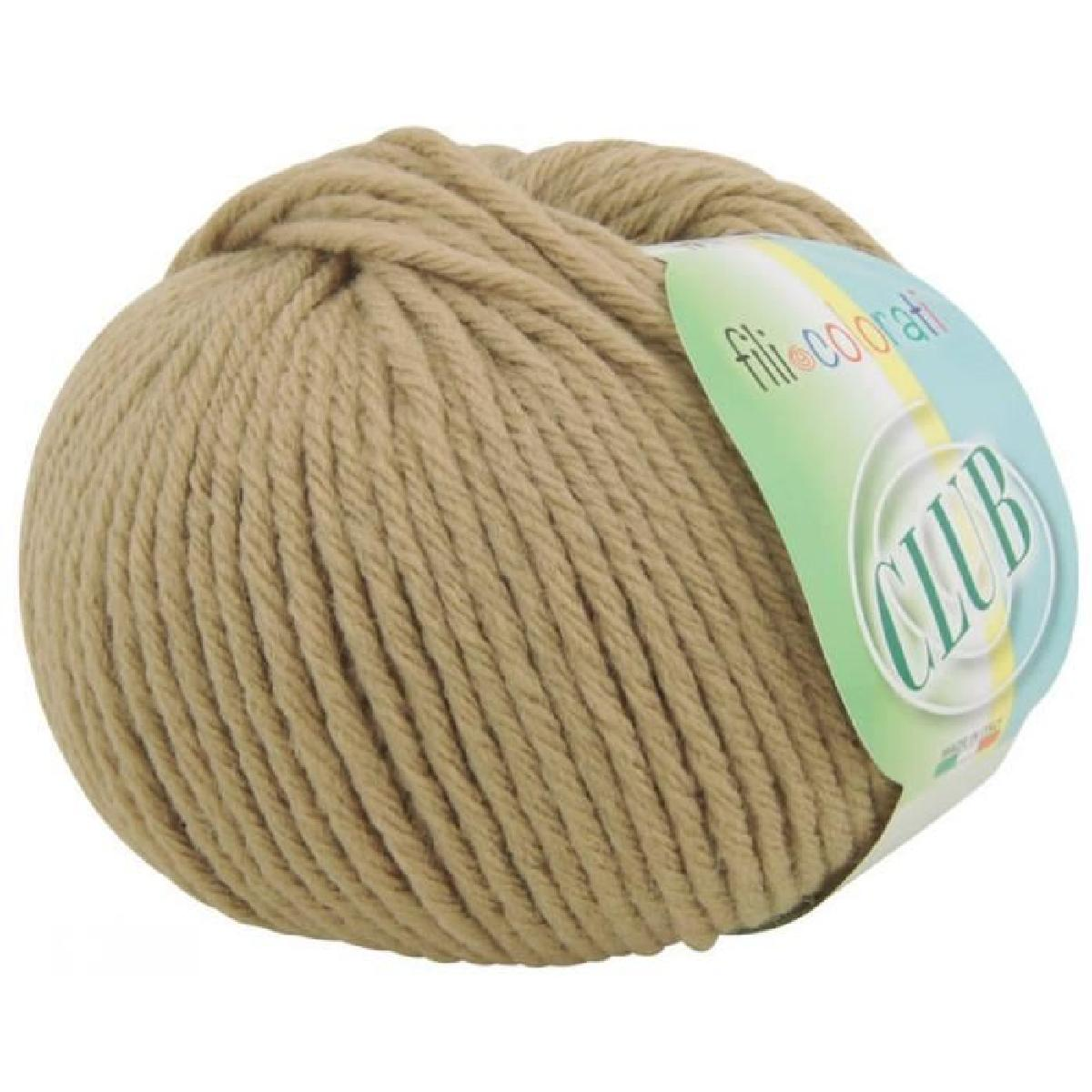 laine a tricoter n 6