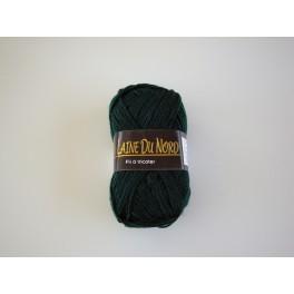laine a tricoter vert sapin