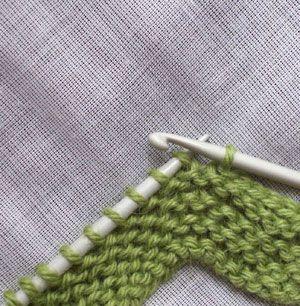 laine au crochet cours