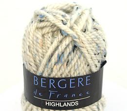 laine bergere de france highlands