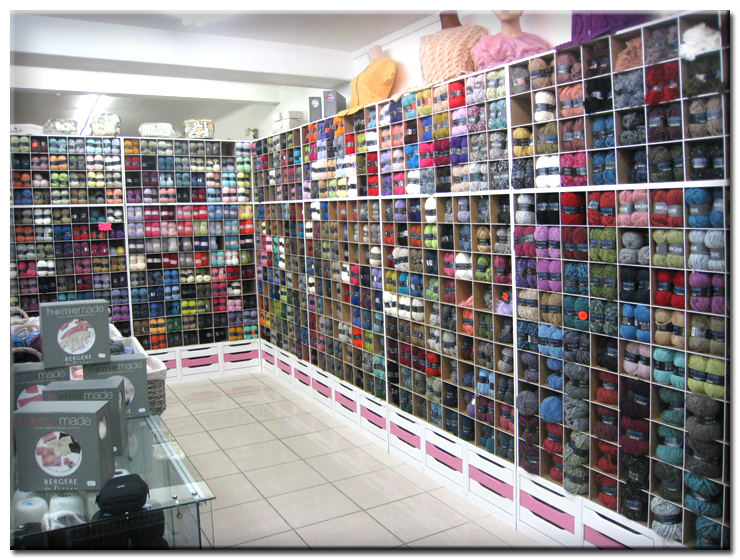 laine bergere de france magasin