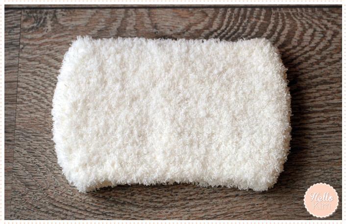 laine douce crochet