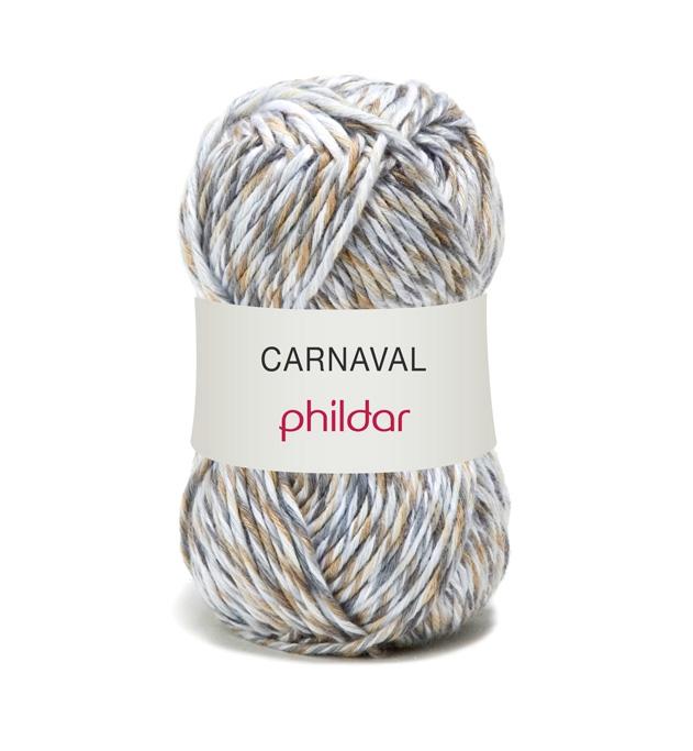 laine phildar carnaval