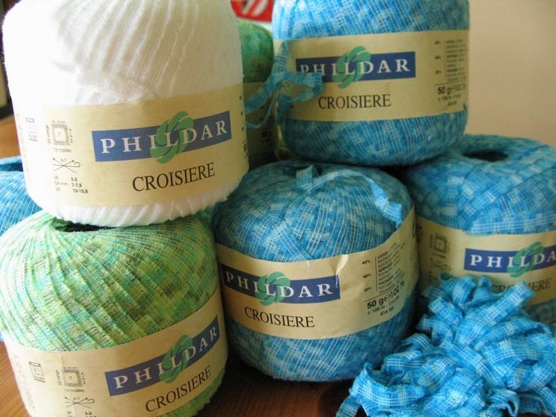 laine phildar croisiere