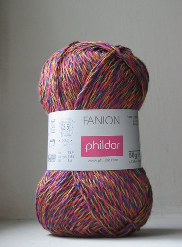 laine phildar fanion