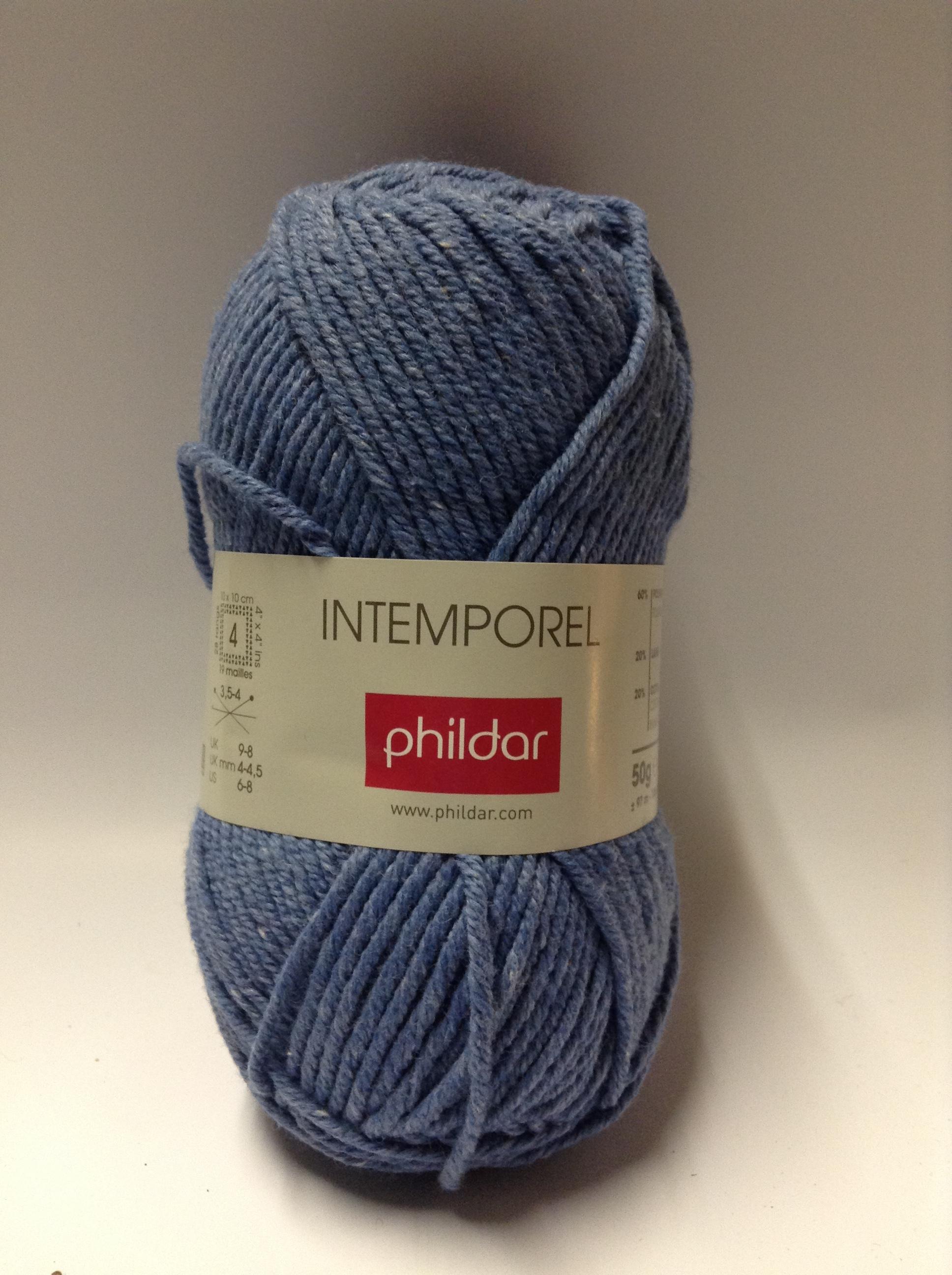 laine phildar fil intemporel