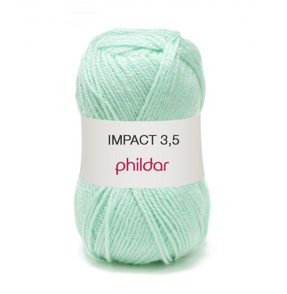 laine phildar impact 3 5