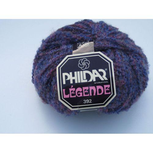 laine phildar legende