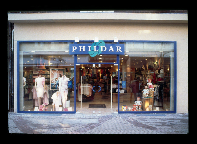 laine phildar magasin