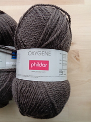 laine phildar oxygene olive