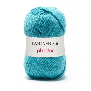 laine phildar partner 3 5