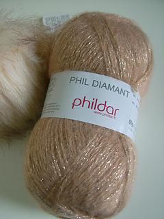 laine phildar phil diamant