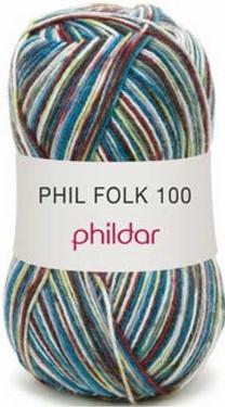 laine phildar phil folk 100