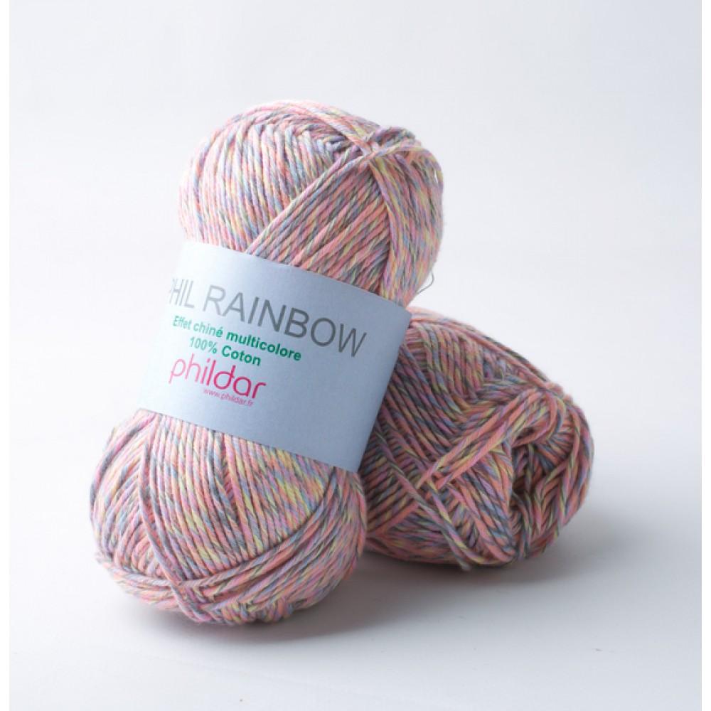 laine phildar rainbow