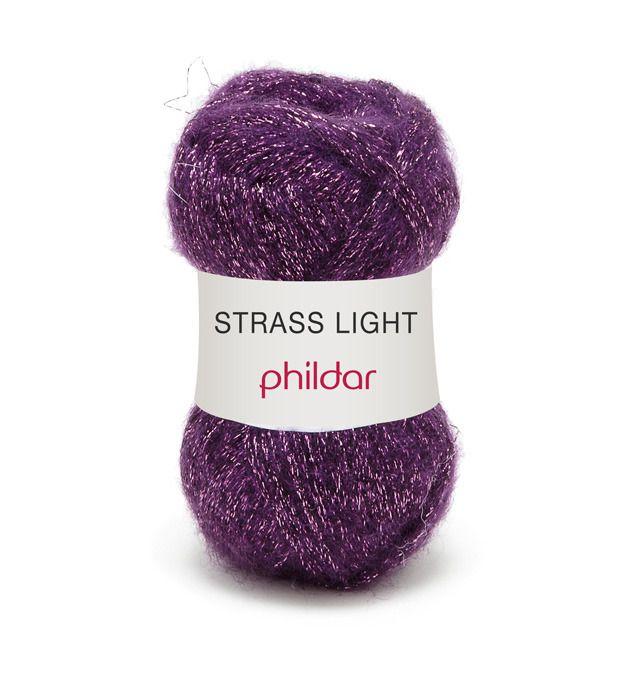 laine phildar strass light