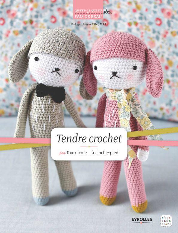 livre crochet laine