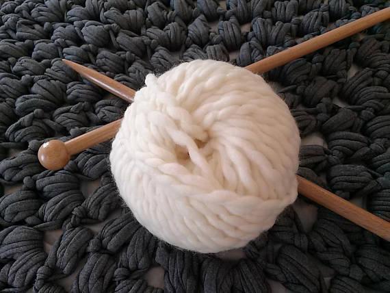 pelote de laine aiguille 15