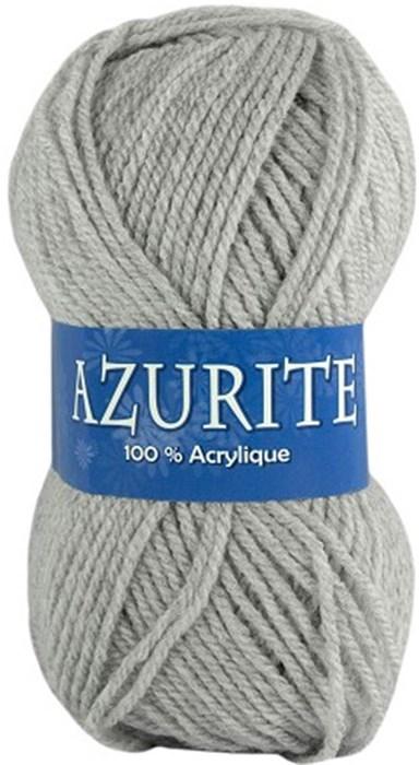 pelote de laine azurite