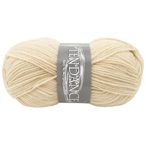 pelote de laine beige