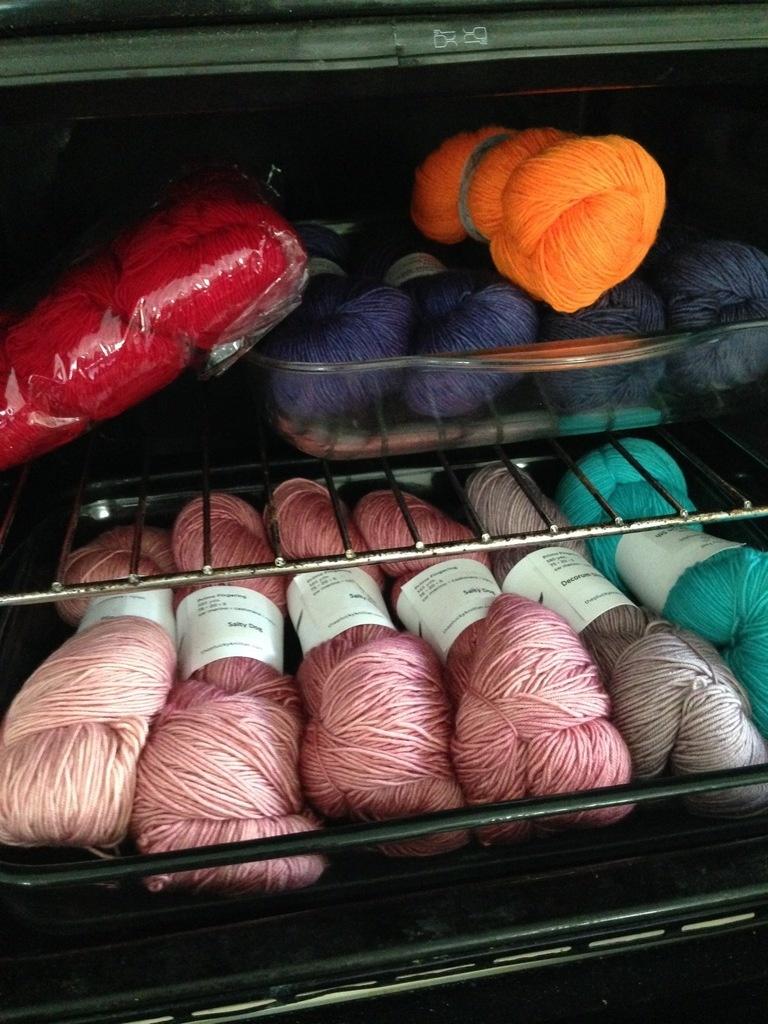 pelote de laine carrefour