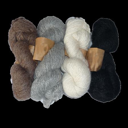 pelote de laine d'alpaga