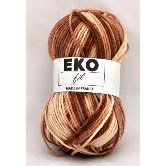 pelote de laine eko