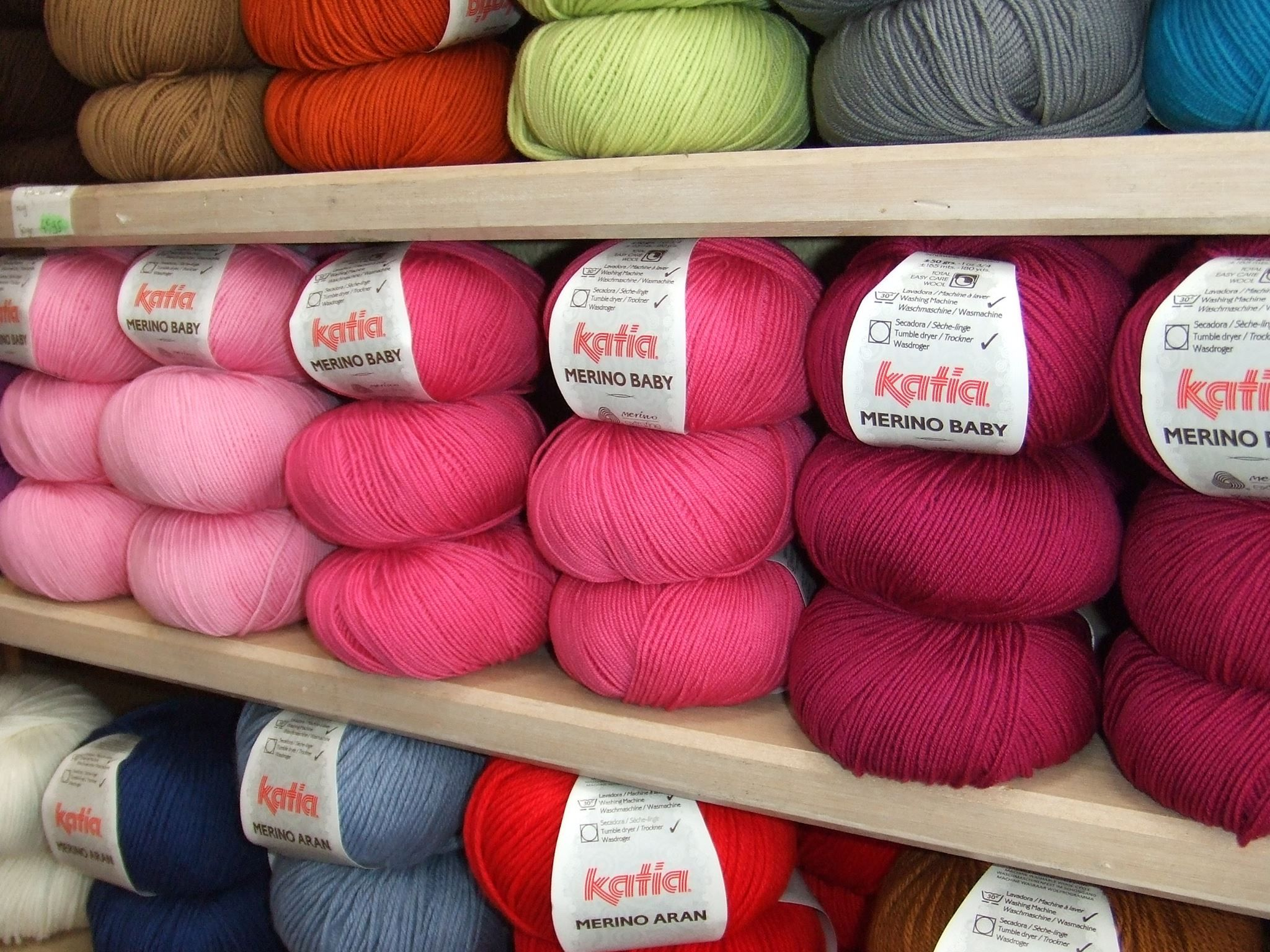 pelote de laine en laine