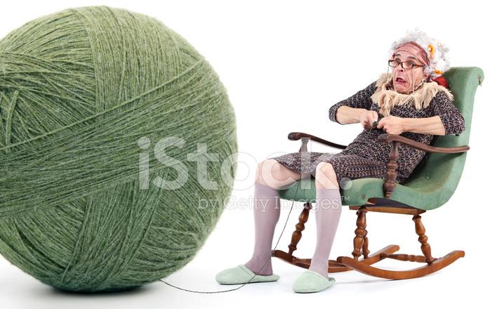 pelote de laine humour