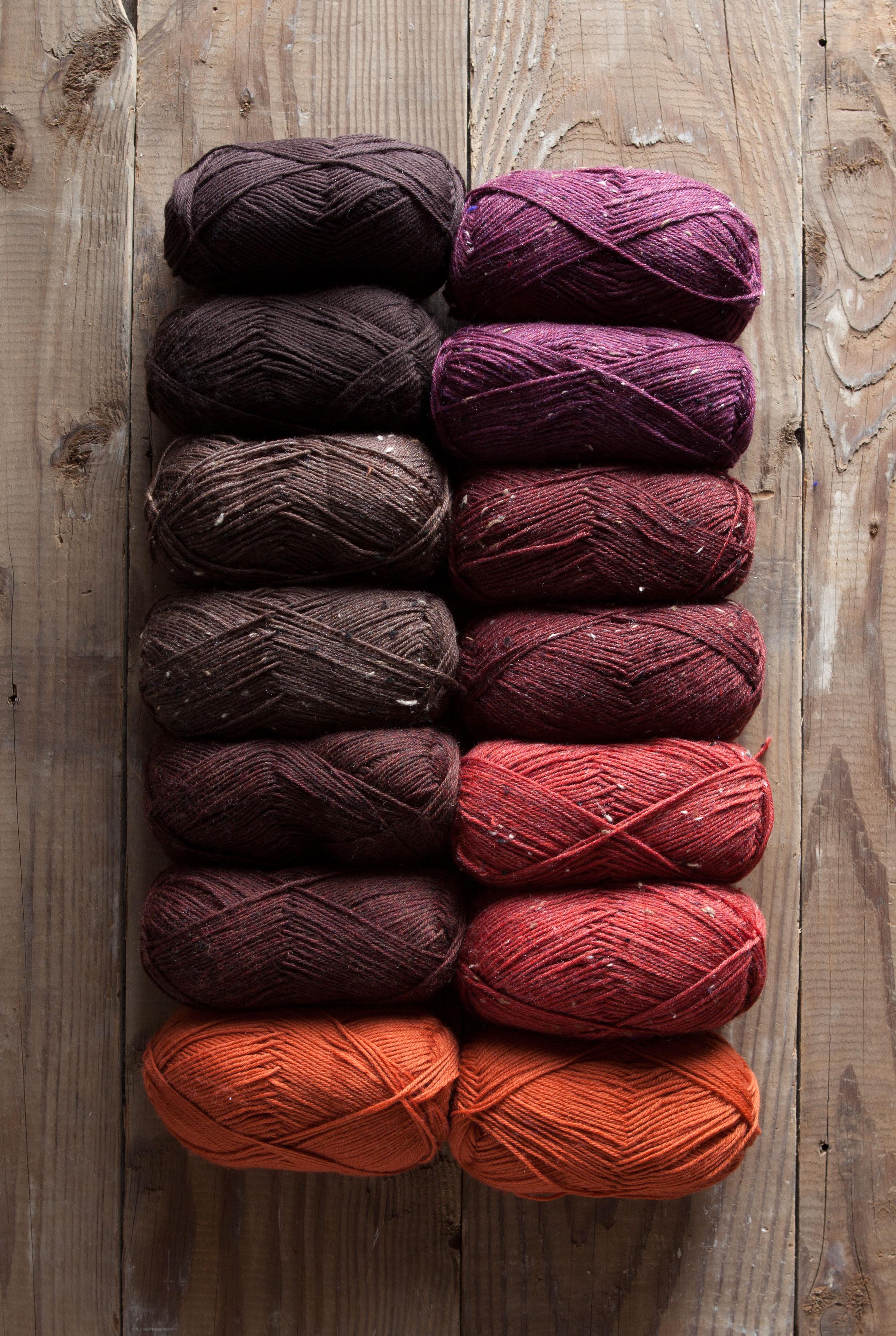 pelote de laine la redoute