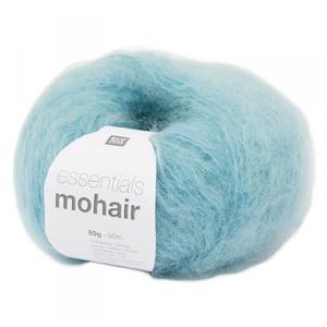 pelote de laine mohair