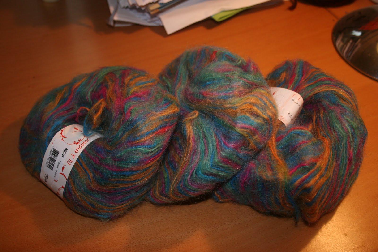 pelote de laine mondial tissu