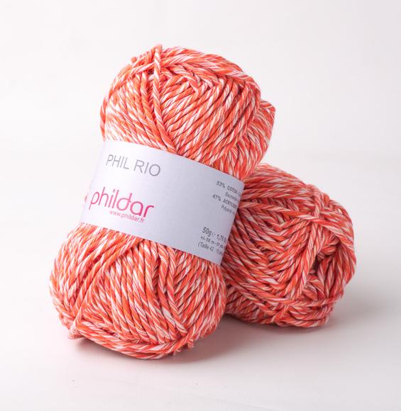 pelote de laine rio