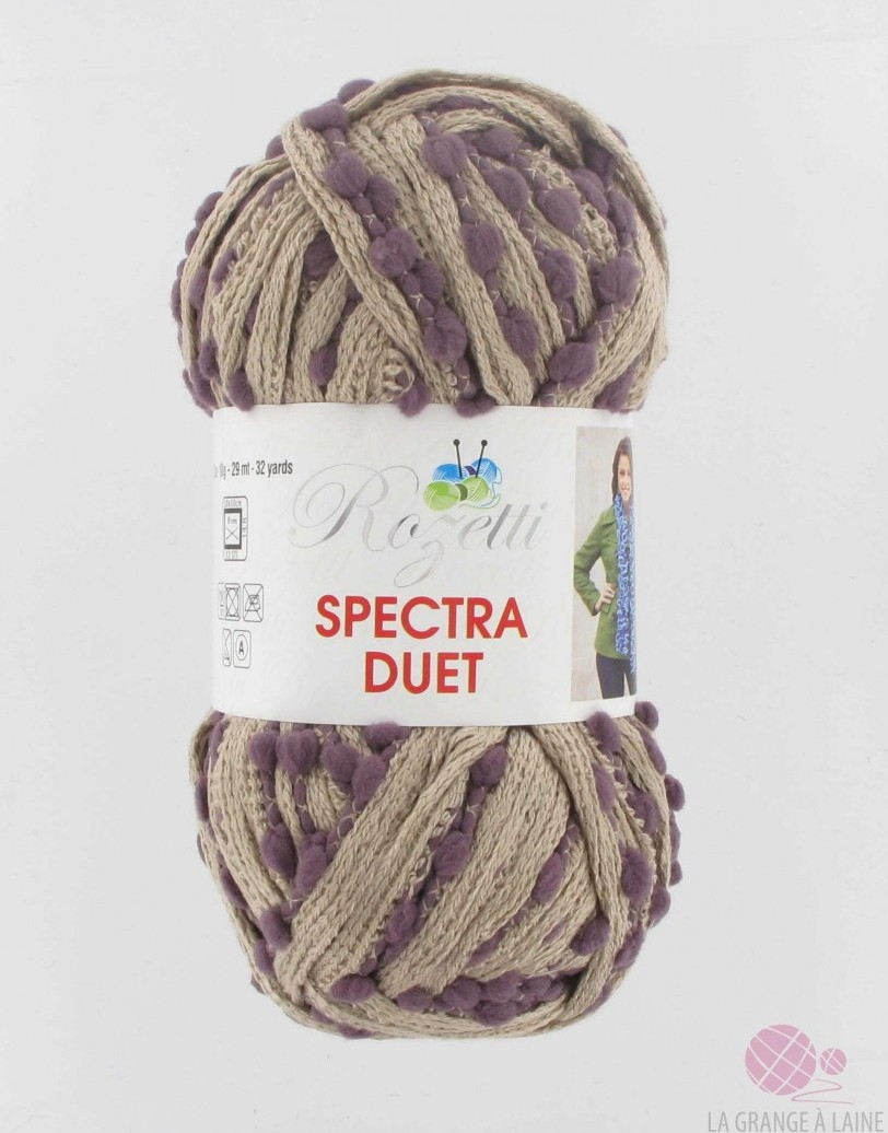 pelote de laine rozetti