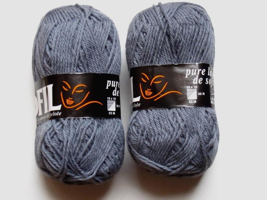 pelote de laine sofil