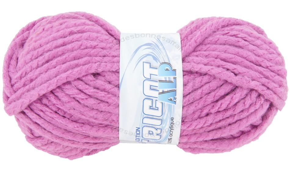 pelote de laine taille 8
