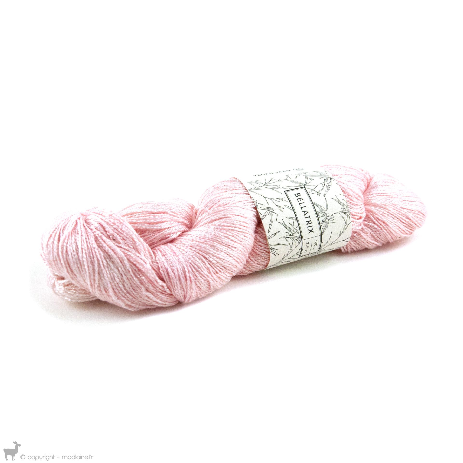 pelote de laine vegan