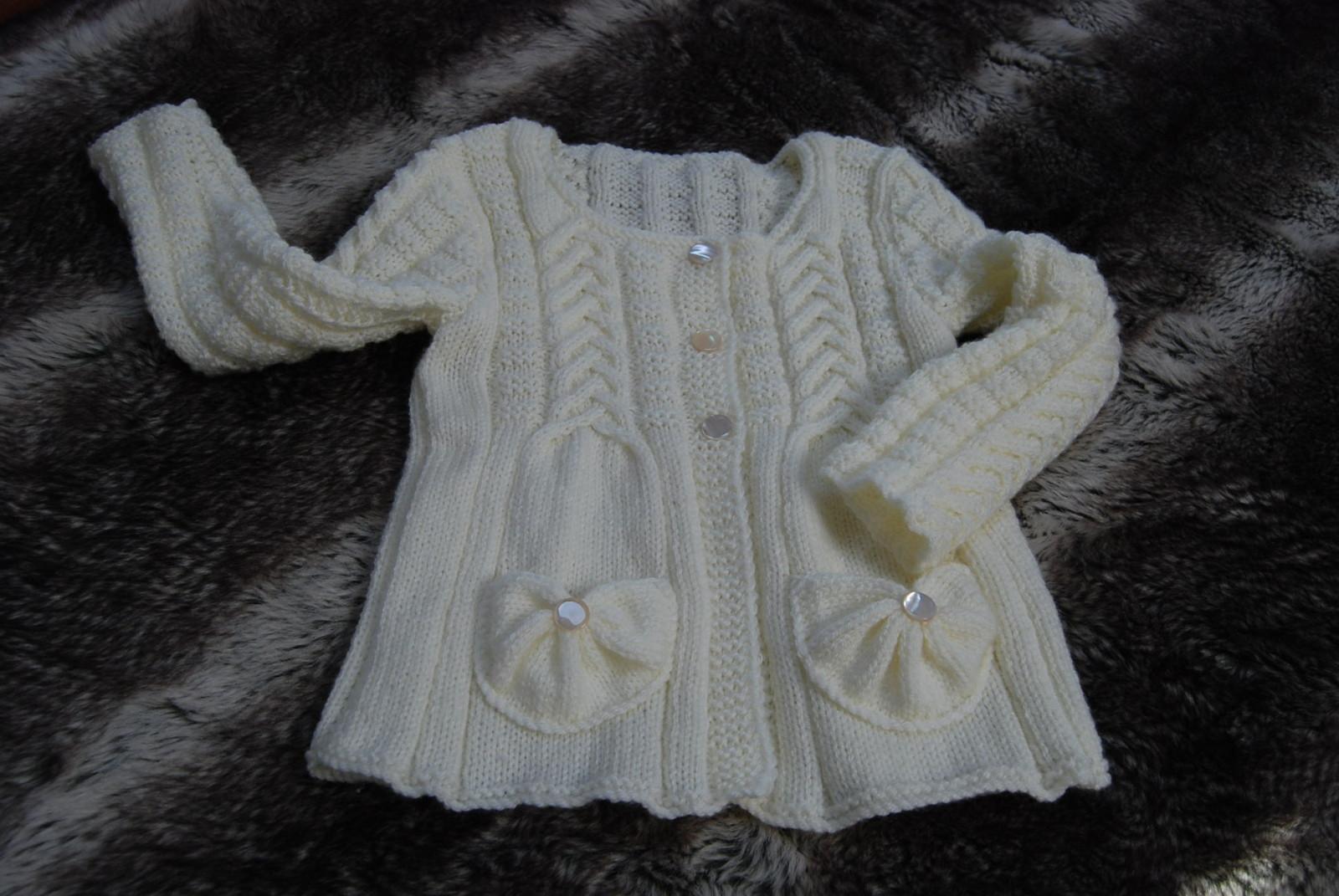 tricot laine fille