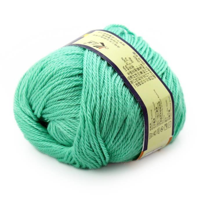 tricot laine jade