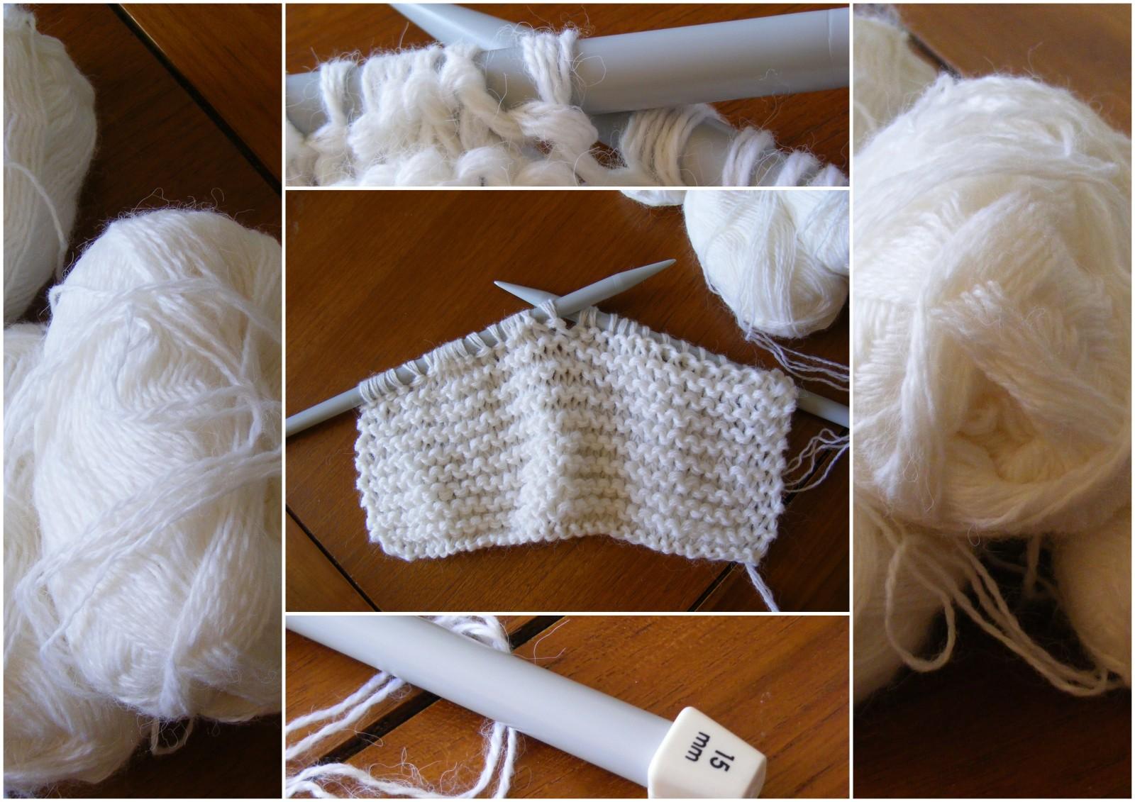 tricot laine n 10