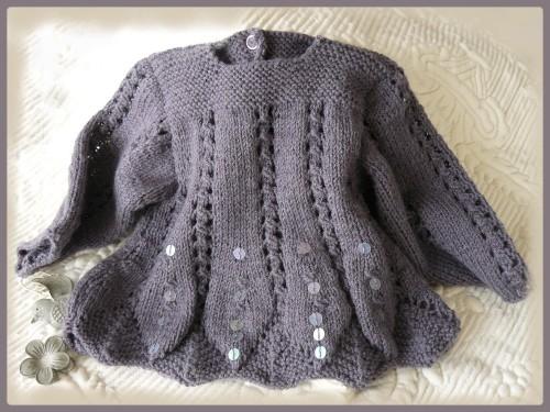 tricot laine pour bebe