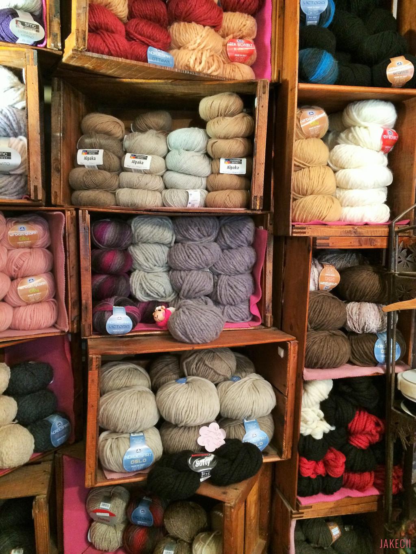 tricot laine wazemmes