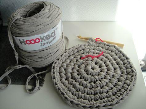 tricot laine zpagetti